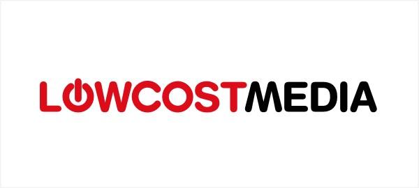 Logo LowCostMedia